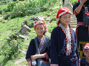 Sapa Light Trek 2days/3nights - 1 night at hotel